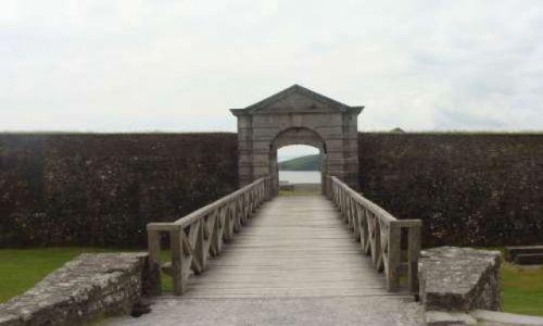 Zdjęcie IRLANDIA / Kinsale Irlandia  / Kinsale Irlandia  / Charles Fort, Kinsale Irlandia