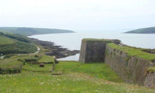 Zdjecie IRLANDIA / Kinsale Irlandia  / Charles Fort, Kinsale Irlandia  / Charles Fort, Kinsale Irlandia