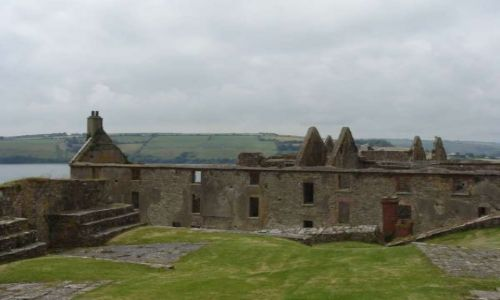 IRLANDIA / Kinsale Irlandia  / Charles Fort, Kinsale Irlandia  / Charles Fort, Kinsale Irlandia