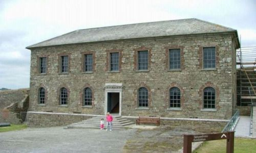 Zdjecie IRLANDIA / Kinsale Irlandia  / Charles Fort, Kinsale Irlandia  / Charles Fort, K