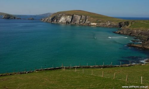 Zdjecie IRLANDIA / Kerry / Dublin / Dingle Peninsula, Kerry