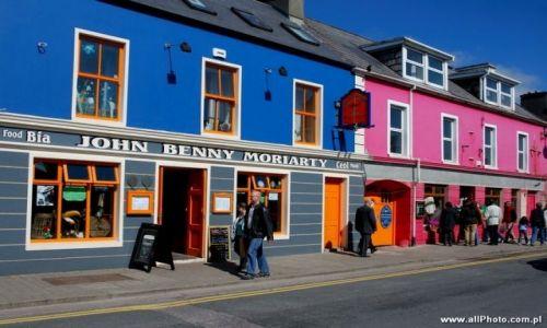 Zdjęcie IRLANDIA / Kerry / Dingle / Dingle, Dingle Peninsula, Kerry