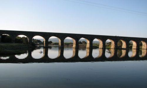Zdjecie IRLANDIA / Południowa Irlandia / Południowa Irlandia / most kolejowy