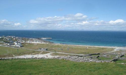Zdjecie IRLANDIA / Aran Island / Aran Island / Wyspa Inisheer
