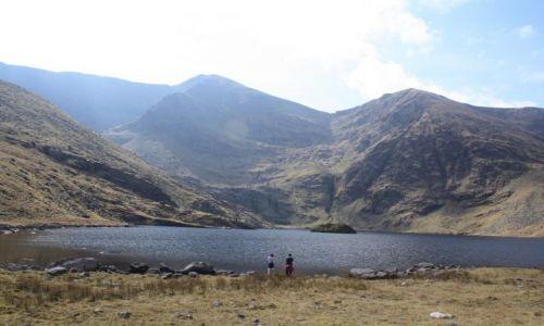 Zdjecie IRLANDIA / Killarney / Killarney National Park / W drodze na Carrantuohill