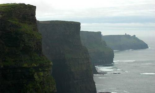 Zdjęcie IRLANDIA / Klify Moheru / Klify Moheru / Klify Moheru 2