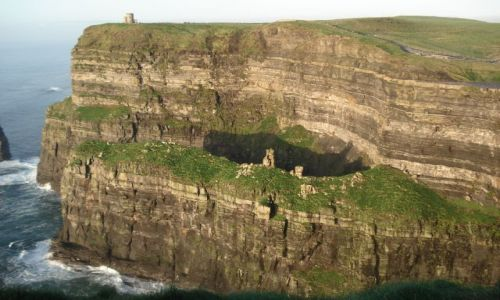Zdjecie IRLANDIA / - / CLIFFS OF MOHER / KLIFY