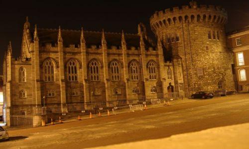 Zdjęcie IRLANDIA / - / DUBLIN / DUBLIN CASTLE