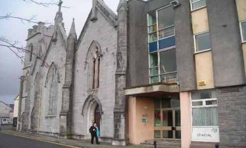 Zdjęcie IRLANDIA / Hrabstwo Galway / Galway / Eklektyzm na dzielnicy