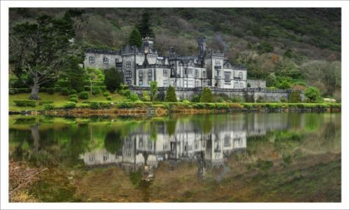 Zdjecie IRLANDIA / Connemara / Kylemore Abbey / Kylemore Abbey