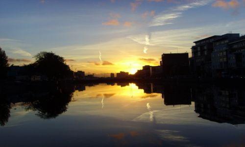 Zdjęcie IRLANDIA / West Cork / Cork / wschód słońca