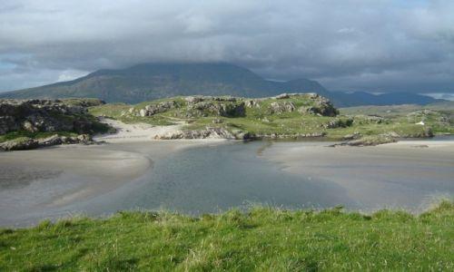 Zdjęcie IRLANDIA / Connemara / okolice Clifden / Plaże Irlandii