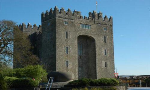 Zdjęcie IRLANDIA / brak / Cork / Bunratty Castle