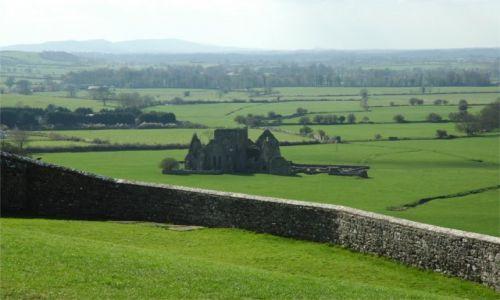 Zdjęcie IRLANDIA / brak / okolice Cashel / ruiny opactwa