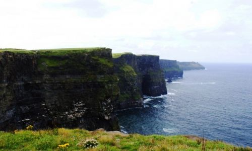 Zdjecie IRLANDIA / Co.Clare / Cliffs of Moher  / Cliffs of Moher