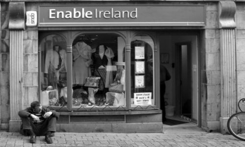 Zdjęcie IRLANDIA / Connacht / Galway / Enable Ireland