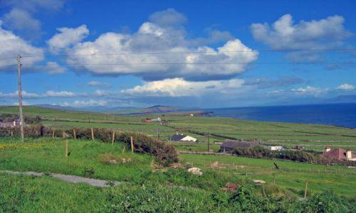 Zdjecie IRLANDIA / Płw.Dingle / Ceann Tra / Okolice Ceann T