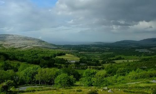 Zdjecie IRLANDIA / Co.Clare / Co.Clare / Burren