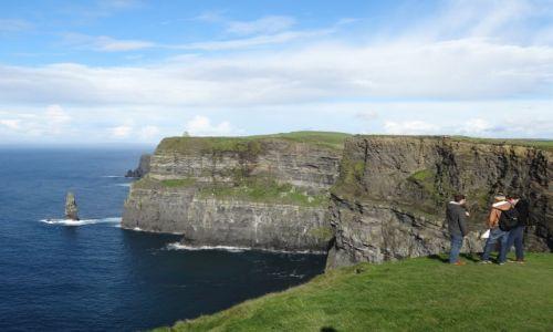 Zdjecie IRLANDIA / - / Nad Atlantykiem / Cliffs of Moher