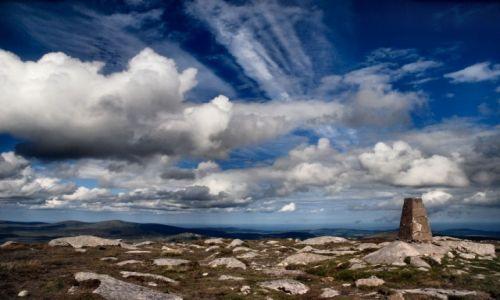 Zdjecie IRLANDIA / WICKLOW / WICKLOW / WICKLOW MOUNTAINS