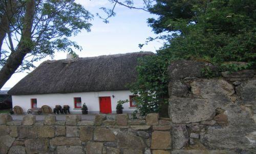 Zdjęcie IRLANDIA / Hrabstwo Limerick / Newtown / Domek w Newtown