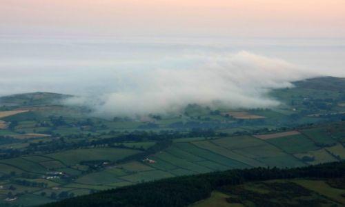 Zdjęcie IRLANDIA / county Down / Rostrevor / codzienność
