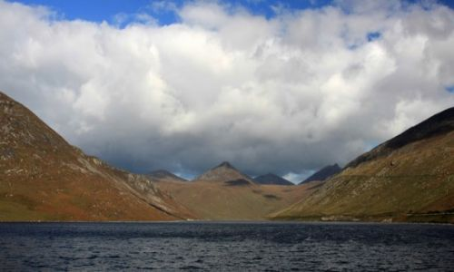 Zdjęcie IRLANDIA / county Down / Silent Valley / silent valley