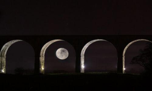 Zdjęcie IRLANDIA / county Down / Bessbrook / Craigmore Viaduct