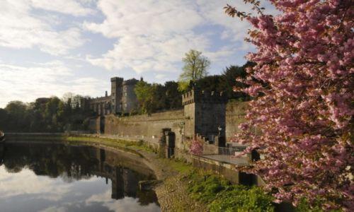 Zdjecie IRLANDIA / kilkenny / kilkenny / zamek