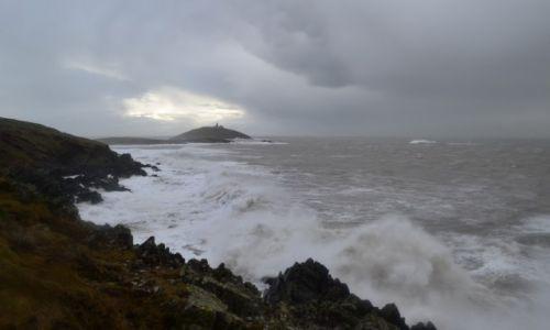 Zdjęcie IRLANDIA / Cork / Ballycotton / Pochmurny dzień