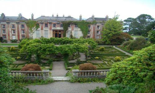 Zdjęcie IRLANDIA / Południowa Irlandia / Irlandia / Pałacowe ogrody