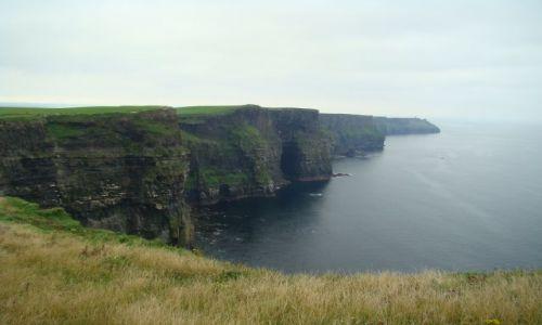 Zdjecie IRLANDIA / Irlandia północna / Irlandia / Klifffy