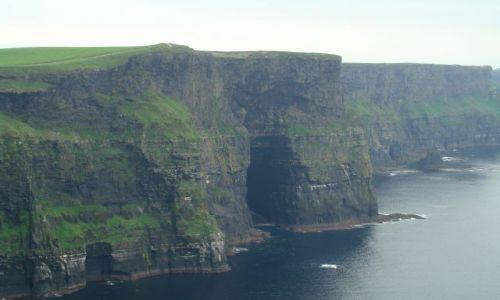 Zdjęcie IRLANDIA / Irlandia północna / Irlandia / Kliffy