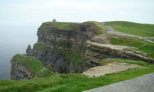 Zdjecie IRLANDIA / Irlandia północna / Irlandia / Kliffy