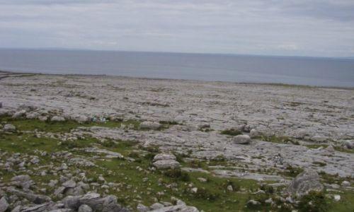 Zdjęcie IRLANDIA / - / Galway / Sea side