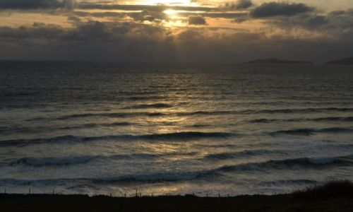 Zdjęcie IRLANDIA / Kerry / Dingle Peninsula / Slea head