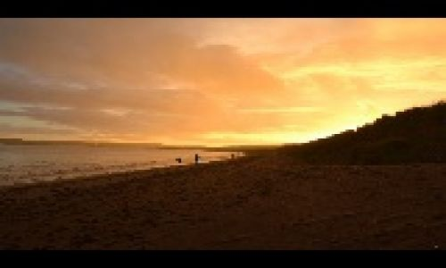 Zdjęcie IRLANDIA / Kerry / Ventry / Ventry beach