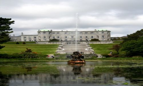Zdjęcie IRLANDIA / Wicklow / Powerscourt / Powerscourt House & Gardens