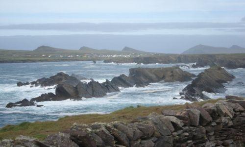Zdjęcie IRLANDIA / Zachodnie Wybrzeże / Półwysep Dingle / Trzy Siostry