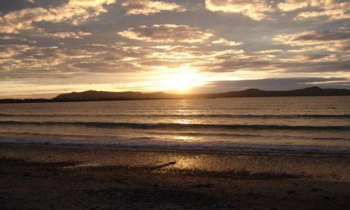 Zdjęcie IRLANDIA / Zachodnie Wybrzeże / Półwysep Dingle / najpiękniejszy zachód słońca