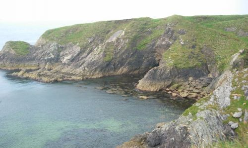 Zdjecie IRLANDIA / brak / wybrzeże Slea Head / My Irish reality