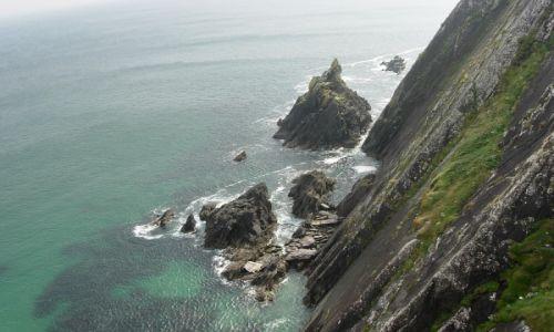 Zdjecie IRLANDIA / brak / wybrzeże Slea Head / My Irish realit