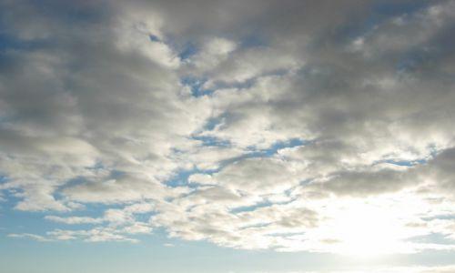 Zdjecie IRLANDIA / brak / irlandzkie chmury / My Irish realit
