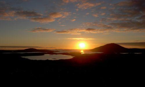 Zdjecie IRLANDIA / Conemmara / Conemmara National Park / My Irish reality
