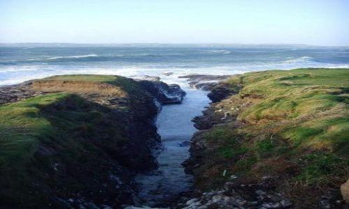 Zdjecie IRLANDIA / Poludnie Irlandii / hook Head / Hook Head