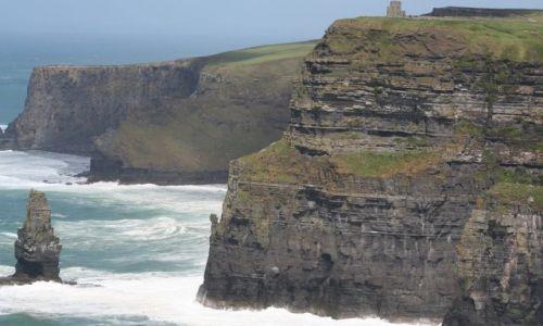 Zdjęcie IRLANDIA / brak / Co Clare / Cliffs of Moher
