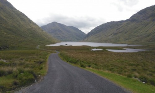 Zdjęcie IRLANDIA / Mayo / Doo Lough ( Defphi) / Droga Glodu