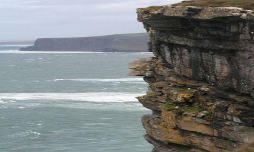 Zdjecie IRLANDIA / brak / Co Clare / Cliffs of Moher