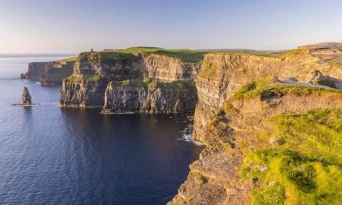 Zdjecie IRLANDIA / Clare / Derren / Cliffs of Moher