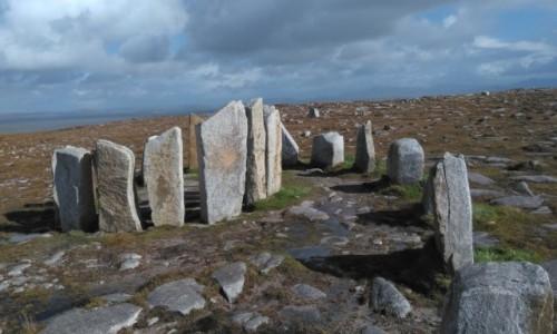 Zdjecie IRLANDIA / mayo / Black Sod Bay / Deirbhiles Twis